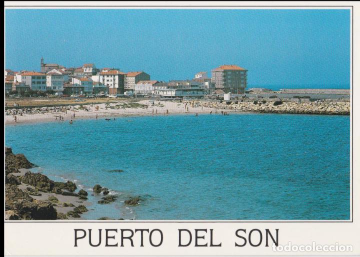PUERTO DEL SON (LA CORUÑA) VISTA PARCIAL – POSTALES FAMA Nº3439 – S/C (Postales - España - Galicia Moderna (desde 1940))