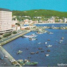 Postales: SANTA EUGENIA DE RIVEIRA (LA CORUÑA) PASEO DEL MALECÓN – POSTALES FAMA Nº3735 – ESCRITA. Lote 288529283