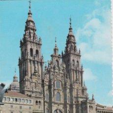 Postales: SANTIAGO DE COMPOSTELA, CATEDRAL, FACHADA DEL OBRADOIRO – GARCIA GARRABELLA Nº1 – S/C. Lote 288529973
