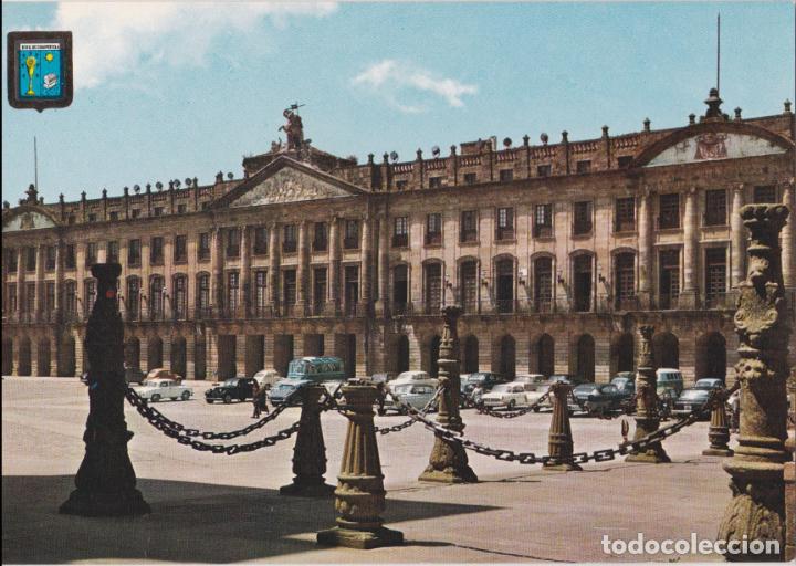 SANTIAGO DE COMPOSTELA, PALACIO DE RAJOY – ESCUDO DE ORO Nº19 – S/C (Postales - España - Galicia Moderna (desde 1940))