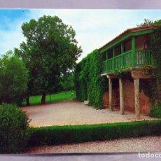 Postales: POSTAL PADRÓN CASA MUSEO ROSALÍA DE CASTRO HIGUERA FOTO BLANCO AÑOS 70 SIN CIRCULAR. Lote 289313318