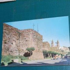 Postales: LUGO MURALLAS RINDA AÑOS 60 ALARDE 5 EDICIONES. Lote 289325693