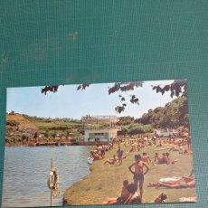 Postales: LUGO PLAYA FLUVIAL RÍO MIÑO PARÍS EDICIONES 126. Lote 289327253