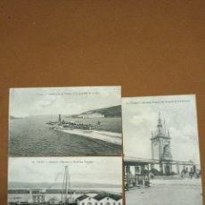 Postales: POSTALES EL FERROL EL CORREO GALLEGO. Lote 289520998