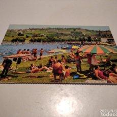 Postales: POSTAL VIGO LA PLAYA FLUVIAL. Lote 289638543