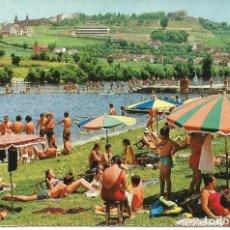 Postales: POSTAL LUGO - LA PLAYA FLUVIAL - FARDI 1971 SIN USAR. Lote 289665838
