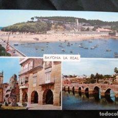 Postales: BAYINA, LA REAL, PONTEVEDRA, ANTIGUA POSTAL.ÑZ. Lote 289831738
