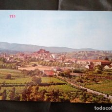 Postales: TUY, PONTEVEDRA, ANTIGUA POSTAL.ÑZ. Lote 289836128