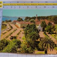 Postales: POSTAL DE PONTEVEDRA. AÑO 1962. LA TOJA, CAPILLA Y BALNEARIO. 5 ALARDE. 1107. Lote 290048088