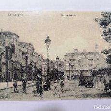 Cartoline: POSTAL LA CORUÑA, CANTON GRANDE, REPRODUCCION. Lote 290400713