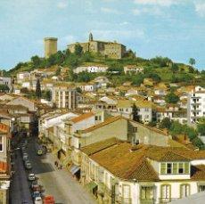 Cartoline: LUGO, MONFORTE DE LEMOS CALLE CARDENAL RODRIGO CASTRO. ED. FAMA VIGO Nº 3518. AÑO 1972. SIN CIRCULAR. Lote 292389553
