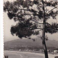 Postales: PONTEVEDRA, VIGO PLAYA AMERICA. ED. ARTIGOT Nº 91. CIRCULADA. Lote 293501403