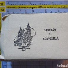 Postales: ACORDEÓN DE 40 FOTOS POSTALES DE SANTIAGO DE COMPOSTELA, LA CORUÑA. AÑOS 30 50. ARTIGOT ZARAGOZA.. Lote 293664288