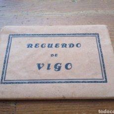 Postales: POSTALES RECUERDO DE VIGO - REGTOR. Lote 293898043