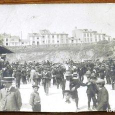 Postales: FOTO POSTAL DE GALICIA, FOTO FERRER, LA CORUÑA, MUY RARA SIN CIRCULAR.. Lote 295010893