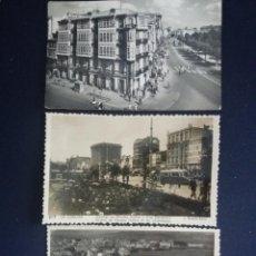 Postales: LA CORUÑA AÑOS 40. Lote 295813878