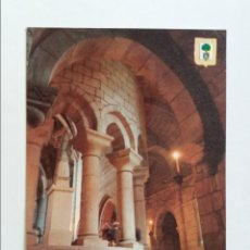 Postales: POSTAL - ORENSE - MONASTERIO CISTERCIENSE DE OSERA - GIROLA DE LA IGLESIA. Lote 296945348