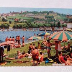 Postales: POSTAL - LUGO - LA PLAYA FLUVIAL - S/C. Lote 296956493