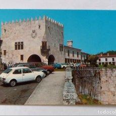 Postales: POSTAL - BAYONA LA REAL PONTEVEDRA - PARADOR NACIONAL CONDE DE GONDOMAR 3.116 - S/C. Lote 296957108