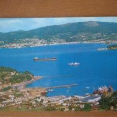 Postales: VIGO (PONTEVEDRA) - VISTA PANORÁMICA (ESCRITA). Lote 296966883