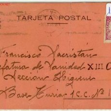 Postcards - (GUERRA CIVIL)CARTA POSTAL - 1885297
