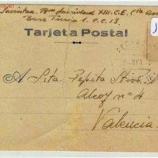 Postales: (GUERRA CIVIL)TARJETA POSTAL. Lote 2037545