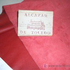 Postales: ALCAZAR DE TOLEDO -COLECCION COMPLETA. Lote 17002164