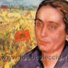 Postales: POSTAL ORIGINAL DOLORES IBARRURI (PASIONARIA). Lote 4206139