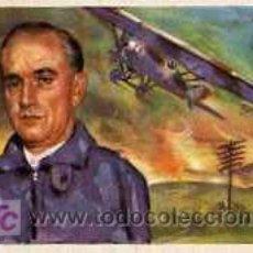 Postales: POSTAL ORIGINAL CONSEJERO DE LA DEFENSA DE LA GENERALIDAD GLORIOSO AVIADOR FELIPE DIAZ. Lote 4206225