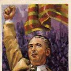 Postales: POSTAL ORIGINAL PRESIDENTE DE LA GENERALIDAD DE CATALUÑA D.LUIS COMPANYS. Lote 4206336