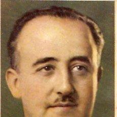 Postales: POSTAL GENERAL FRANCO . Lote 5368461