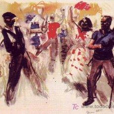 TARJETA GUERRA CIVIL ESPAÑOLA (1936-1939): DESPUES DE LA LUCHA