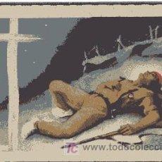 Postales: POSTAL CARLISTA DE LA CIVIL ESPAÑOLA. GRÁFICAS LABORDE Y LABAYEN. TOLOSA. . Lote 5553340