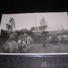 Postales: SOLDADO NACIONAL EN CAPILLA, FOTOGRAFICA. Lote 5563444