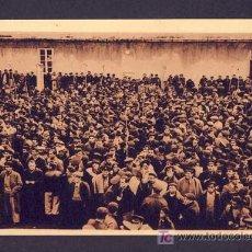 Postales: POSTAL DE LA GUERRA CIVIL: EN UNO DE LOS CAMPOS DE CONCENTRACION CHAUVIN NUM.33). Lote 6262549