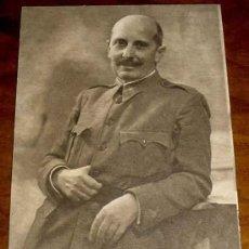 Postales: ANTIGUA POSTAL DEL GENERAL DAVILA - GUERRA CIVIL ESPAÑOLA - POR JALON ANGEL - FORJADORES DEL IMPERIO. Lote 6491378