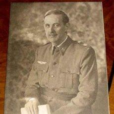 Postales: ANTIGUA POSTAL DEL GENERAL KINDELAN - GUERRA CIVIL ESPAÑOLA - POR JALON ANGEL - FORJADORES DEL IMPER. Lote 6491512