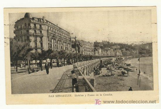 Postales: POSTAL DEL 17 FEBRERO DE 1939 DE SAN SEBASTIÁN A SÓLLER MALLORCA CUERPO MILITAR - Foto 2 - 25760465