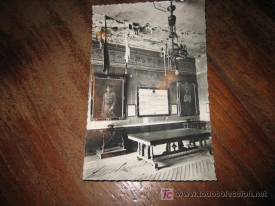 TOLEDO ASEDIO DEL ALCAZAR (Postales - Postales Temáticas - Guerra Civil Española)