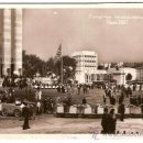 Postales: EXPOSITION INTERNATIONALE PARIS 1937 Nº 103 VUE GENERALE CH CIRCULADA 1937 CENSURA REPUBLICANA. Lote 18104341