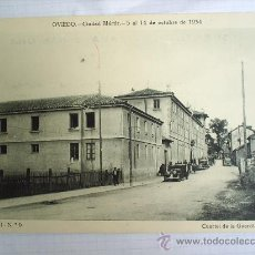 Postcards - OVIEDO -CIUDAD MARTIR-1934- INVITACION NUM. 888,PARA CONFERENCIA EN FOMENTO -patronal asturiana - 12542836