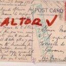 Postales: POST CARD CIRCULADA DE COLOMBIA A TORROELLA DE MONTGRI GIRONA CON CENSURA REPUBLICA ESPAÑOLA 1938. Lote 12517237