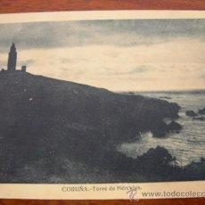 Postales: POSTAL. CORUÑA. TORRE DE HÉRCULES.. Lote 14180495