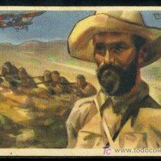 Postales: TARJETA POSTAL DE JUAN FERNANDEZ ( EL NEGUS). EDICION EXCLUSIVA CRUZ ROJA SERIE A Nº 7. Lote 22090764