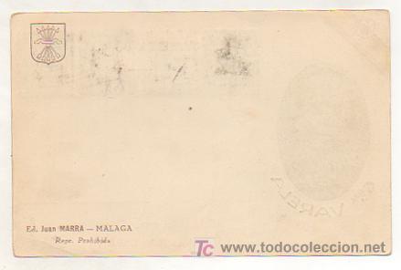 Postales: POSTAL GENERAL VARELA. ED. JUAN MARRA. MATASELLOS 1937 AMBULANTE MIXTO SEVILLA - MERIDA. - Foto 2 - 16045086