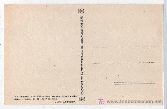 Postales: TARJETA POSTAL. AGRICULTURA, FAENAS DEL CAMPO. EDICIONES DE LA VICESECRETARIA DE EDUCACION POPULAR - Foto 2 - 17598836