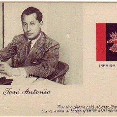Postales: JOSE ANTONIO - HUECOGRABADO ARTE . Lote 25091682