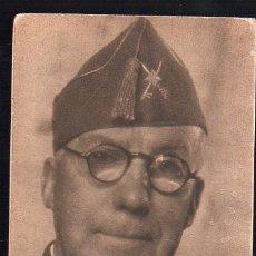 Postales: TARJETA POSTAL DE GIL YUSTE POR JALON ANGEL. ARTE, BILBAO. Lote 26101760