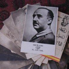 Postales: COLECCION DE 29 POSTALES FORJADORES DE IMPERIO . Lote 27858484