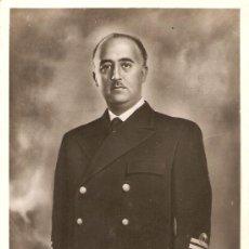 Postales: POSTAL DE FRANCISCO FRANCO 1939. Lote 29298479